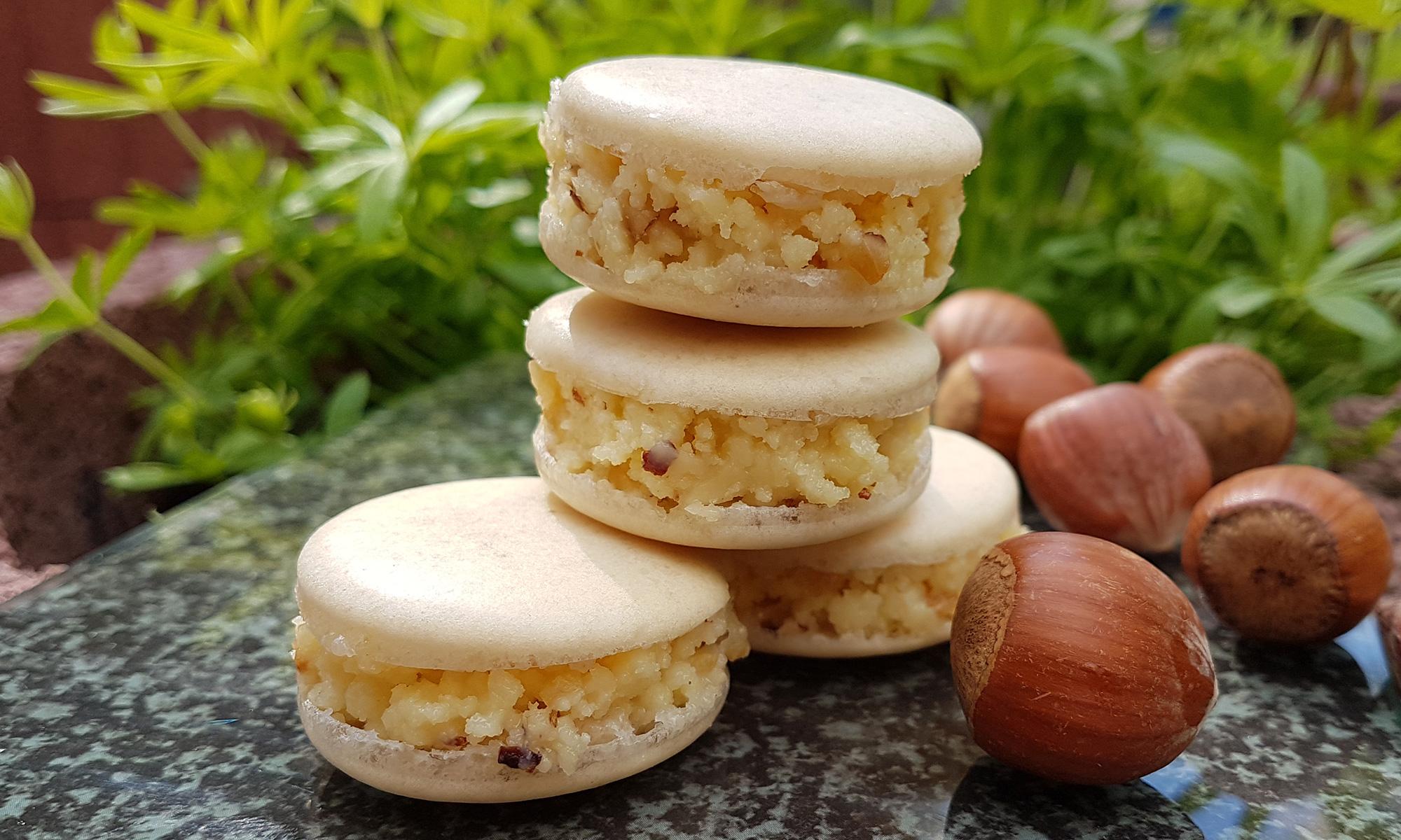 Frozen Macarons